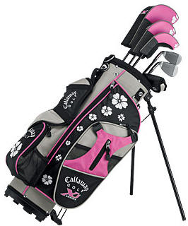 Callaway XJR - Junior's Clubs (copy)