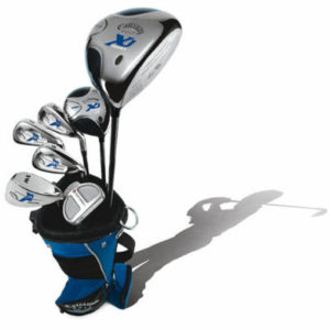Callaway XJR - Junior's Clubs