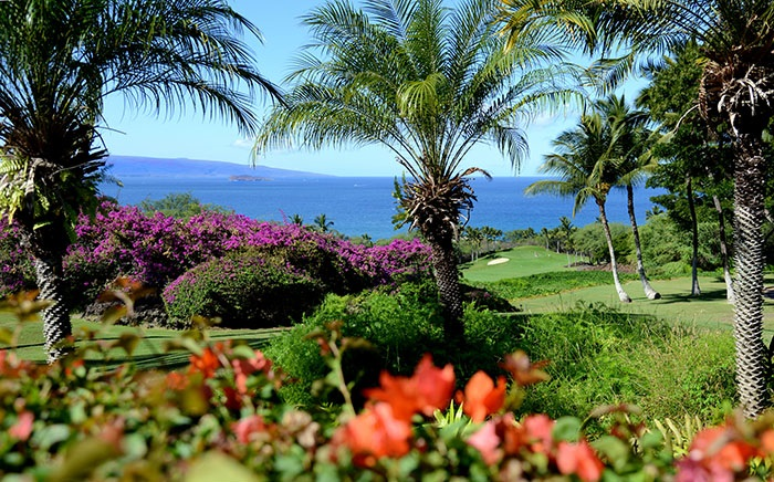 Wailea-Golf-Club-Emerald-Course-Hole-1